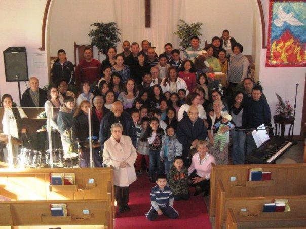 Iglesia Presbiteriana Nuevas Fronteras, 2011.