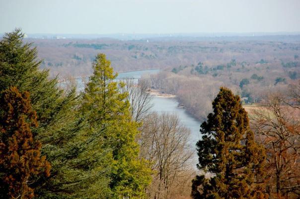 Delaware River.