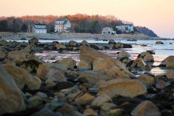 Plymouth, MA.  Photo by Evan Schneider.