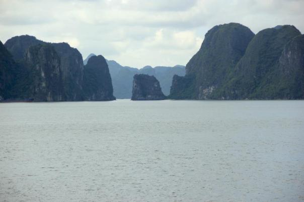 Halong Bay, Photos by Evan Schneider.
