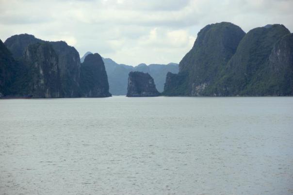 Halong Bay, Photos by Evan Schneider.